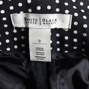 "White House Black Market Pants - White House / Black Market ""Ankle"" Size 0 THB2"
